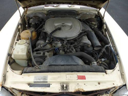 1980 Mercedes 450SL 2 Door Driver - SOLD (picture 6 of 6)