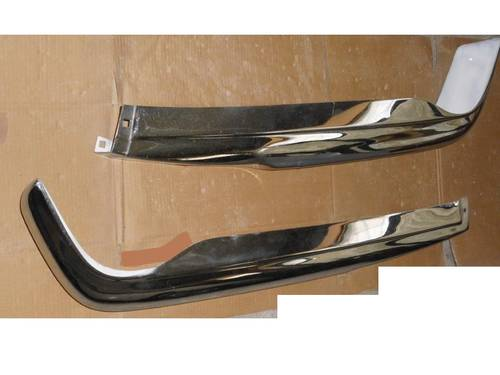 MERCEDES SL Pagode W113  front bumper For Sale (picture 1 of 3)