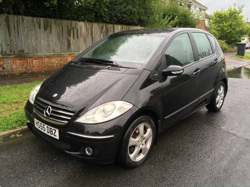 2005 Mercedes A 180 Cdi Automatic SOLD (picture 1 of 6)