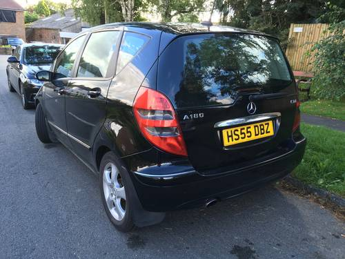 2005 Mercedes A 180 Cdi Automatic SOLD (picture 6 of 6)