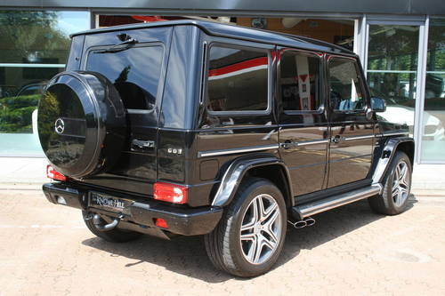 2016 Mercedes-Benz G Class 5.5 G63 AMG Edition 463 AMG Speedshift For Sale (picture 2 of 4)