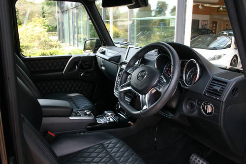 2016 Mercedes-Benz G Class 5.5 G63 AMG Edition 463 AMG Speedshift For Sale (picture 3 of 4)