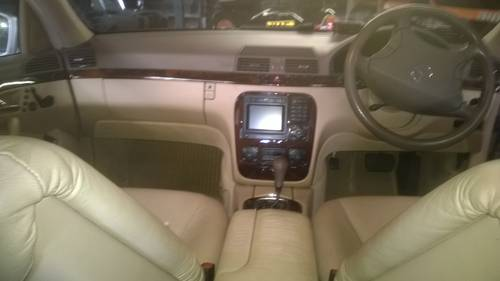 2001 Stunning low miles s500 auto saloon For Sale (picture 5 of 6)