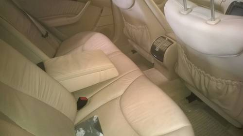 2001 Stunning low miles s500 auto saloon For Sale (picture 6 of 6)