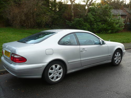 2002 Mercedes CLK 200 K Auto Petrol For Sale (picture 3 of 3)