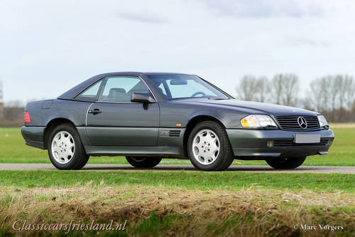 1995 Mercedes-Benz 600 SL R129 - EXCELLENT CONDITION! For Sale (picture 1 of 6)