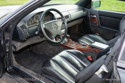 1995 Mercedes-Benz 600 SL R129 - EXCELLENT CONDITION! For Sale (picture 2 of 6)