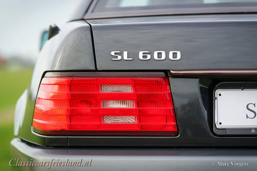 1995 Mercedes-Benz 600 SL R129 - EXCELLENT CONDITION! For Sale (picture 6 of 6)