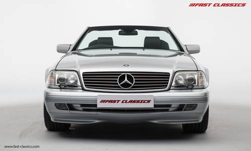 1998 MERCEDES SL 500 // EXCEPTIONAL CONDITION SOLD (picture 3 of 6)