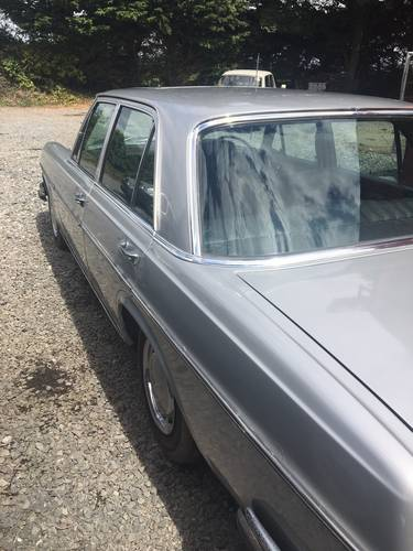 1971 Mercedes 280SE  2 owners 120k miles For Sale (picture 4 of 6)