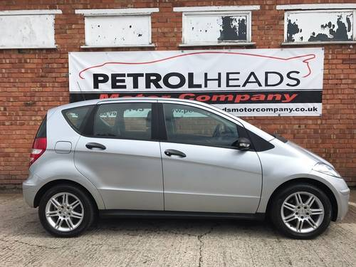 2006 Mercedes-Benz A Class 1.5  Classic Hatchback 5 SOLD (picture 2 of 6)