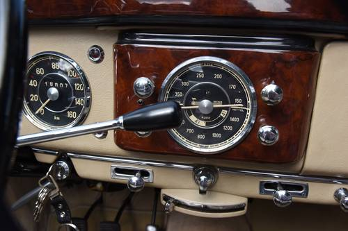 1951 Mercedes 220 Cabriolet A  For Sale (picture 4 of 6)