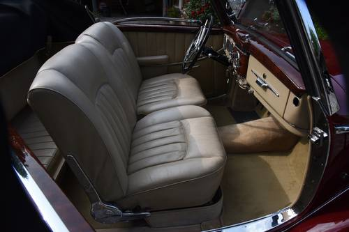 1951 Mercedes 220 Cabriolet A  For Sale (picture 6 of 6)