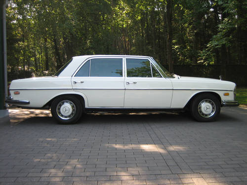 1969 Mercedes Benz 300 SEL 6.3 For Sale (picture 2 of 6)