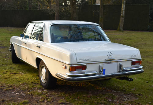 1969 Mercedes Benz 300 SEL 6.3 For Sale (picture 3 of 6)