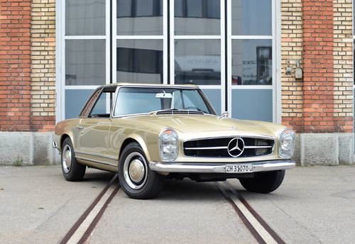 1967 Mercedes-Benz 250 SL Pagode Automatic, mint condition For Sale (picture 1 of 6)