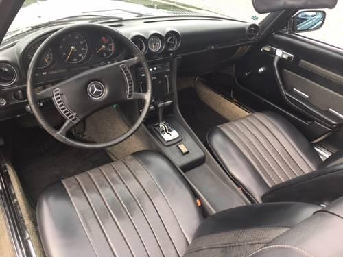 1971 Mercedes 350 SL 3,5 V8  SOLD (picture 4 of 6)