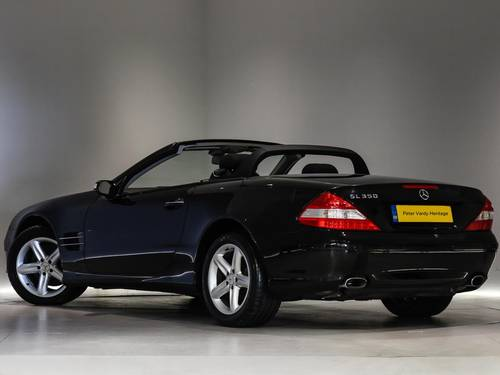 2007 MERCEDES SL350 - Full Mercedes Benz History SOLD (picture 2 of 6)