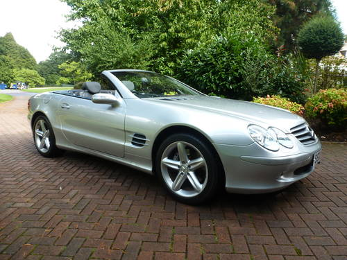 2004 Fabulous 2 Owner low mileage SL500! SOLD (picture 1 of 6)