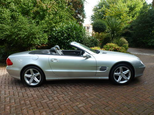2004 Fabulous 2 Owner low mileage SL500! SOLD (picture 4 of 6)