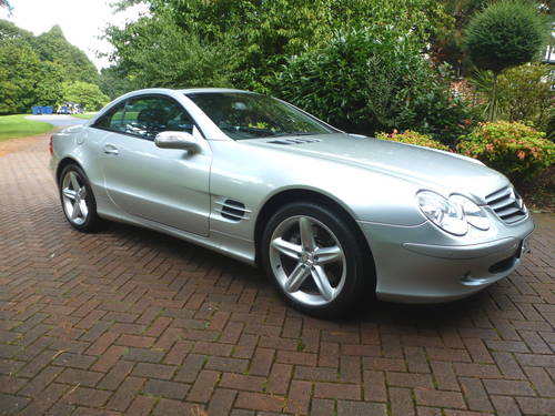 2004 Fabulous 2 Owner low mileage SL500! SOLD (picture 6 of 6)