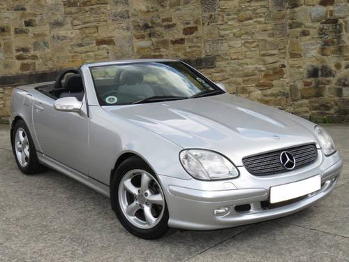 2003 Mercedes R170 SLK320 V6 Auto - 24K Miles - FMBSH - Like New SOLD (picture 3 of 6)