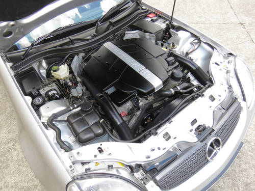 2003 Mercedes R170 SLK320 V6 Auto - 24K Miles - FMBSH - Like New SOLD (picture 6 of 6)