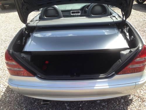 2002 Mercedes-Benz SLK 2.3 SLK230 Kompressor 2dr For Sale (picture 4 of 6)