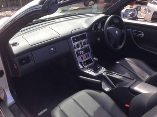 2002 Mercedes-Benz SLK 2.3 SLK230 Kompressor 2dr For Sale (picture 6 of 6)