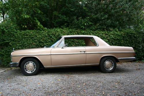 1971 MERCEDES-BENZ 250CE 250 CE - LAST OWNER 23 YEARS  SOLD (picture 3 of 6)