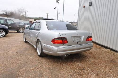 2002 MERCEDES BENZ E55 AMG SOLD (picture 3 of 6)