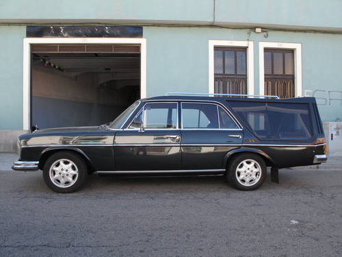 1967 Mercedes 250 S Hearse For Sale (picture 1 of 6)