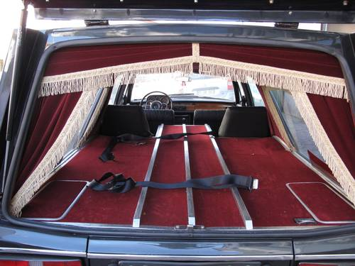 1967 Mercedes 250 S Hearse For Sale (picture 5 of 6)