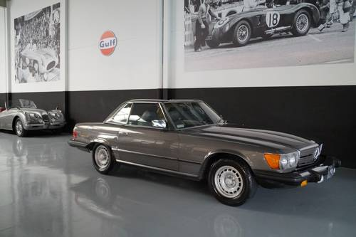 MERCEDES-BENZ 380SL 380 SL roadster (1982) For Sale (picture 2 of 6)