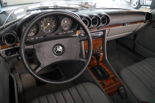 MERCEDES-BENZ 380SL 380 SL roadster (1982) For Sale (picture 4 of 6)