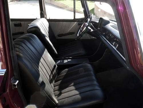 1966 Mercedes Benz 190 1.9 D For Sale (picture 4 of 6)