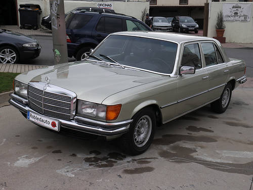 1975 Mercedes Benz 280 SE For Sale (picture 1 of 6)