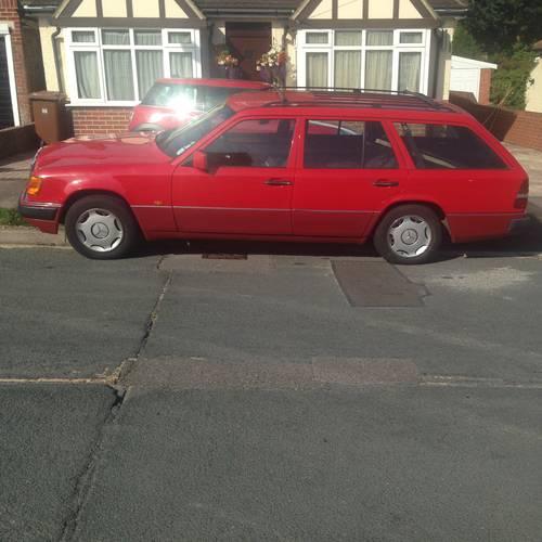 1992 200TE S124 Estate For Sale (picture 4 of 6)
