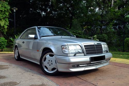 1996 MERCEDES W124 COUPE E36 AMG For Sale | Car And Classic