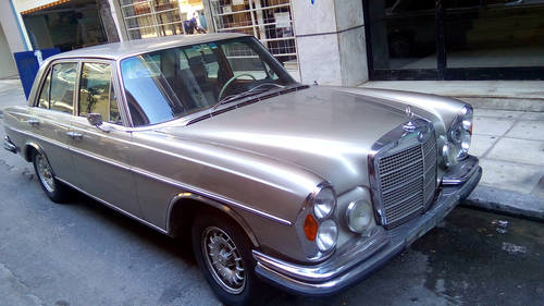 Mercedes 280S W108 (1970)  For Sale (picture 1 of 6)