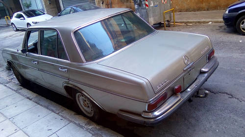 Mercedes 280S W108 (1970)  For Sale (picture 2 of 6)