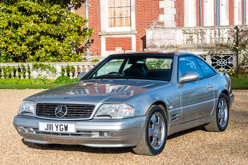 Turnbull & Oliver - Specialists in Mercedes Benz SL R129   (picture 5 of 6)