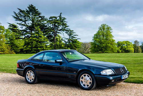 Turnbull & Oliver - Specialists in Mercedes Benz SL R129   (picture 6 of 6)