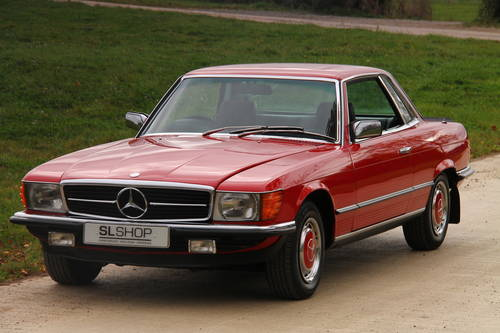 1981 Very Rare 280 SLC | Only 33K Miles | STOCK #1945 For Sale (picture 1 of 6)