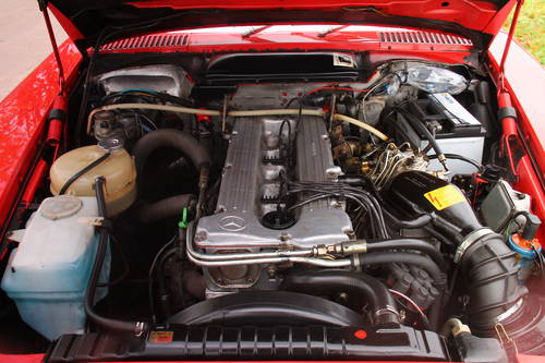 1981 Very Rare 280 SLC | Only 33K Miles | STOCK #1945 For Sale (picture 3 of 6)