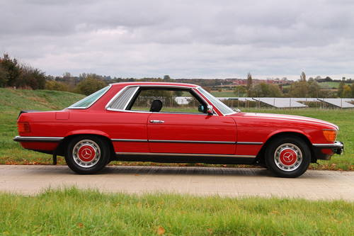 1981 Very Rare 280 SLC | Only 33K Miles | STOCK #1945 For Sale (picture 6 of 6)
