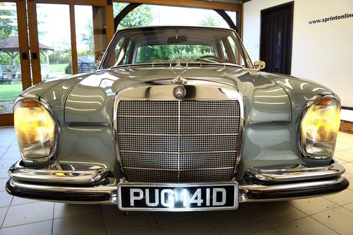 Superb 1966 Vintage Mercedes W108 .. SOLD (picture 1 of 1)