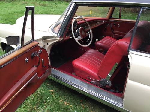 1964 Mercedes-Benz 220 SEB Coupe For Sale (picture 4 of 6)