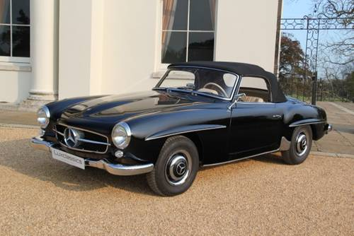 1955 Mercedes-Benz 190 SL Restored Mille Miglia Eligible For Sale (picture 1 of 6)