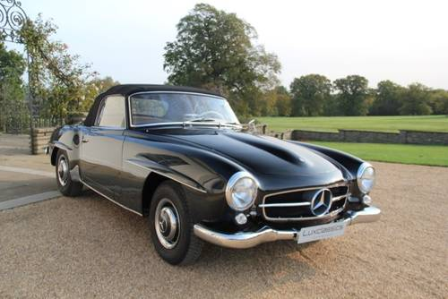 1955 Mercedes-Benz 190 SL Restored Mille Miglia Eligible For Sale (picture 2 of 6)